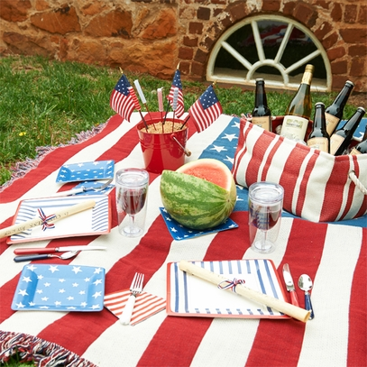 fourth-of-july-picnic-set-for-two-4
